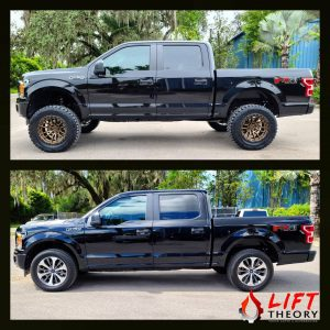 6in FX4R Coil - Lift Kit