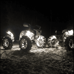 Infiniteoffroad atv rocklights | Lift Theory