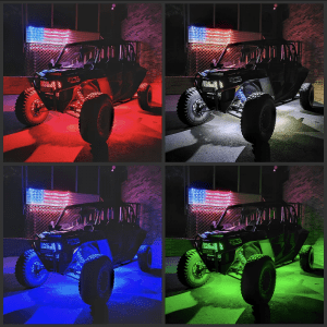 infinite offroad rzr rock lights